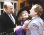 Wanda Ventham (UFO, Only Fools and Horses, Dr Who) - Genuine Signed Autograph 7537